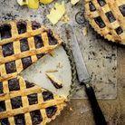 Pasta frola (tarte à la pâte de coings)