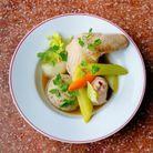 Cuisine bourgeoise : Poule au pot