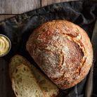 Cuisine campagne pain : pain blanc maison