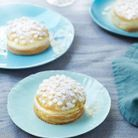 Mini tartes tropeziennes