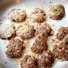 Cuisine recettes marrakech annick lestrohan boulettes cumin