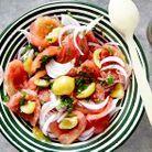 Cuisine recettes marrakech annick lestrohan salade tomates citrons confits