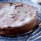 Dessert au chocolat à faire la veille : brownie chocolat