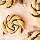 Spirales au Nutella