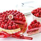 Dessert fête des mères La Tarte tropézienne