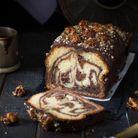 Un dessert maison facile : Marbré au chocolat