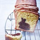 Cake surprise de Pâques