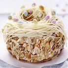 Dessert de pâques : Le nid de Paques de Christophe Felder