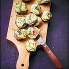 Figues Mozza Citron Vert