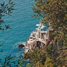 La piscine du Santa Caterina Hotel