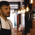 Daniel Morgan, chef au Salt