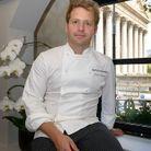Julien Dumas, chef chez Lucas Carton