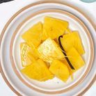 Compote d'ananas au gingembre
