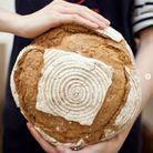 Tourte de pain au levain d'Eric Kayzer