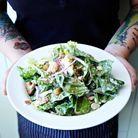 Ave caesar salade