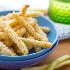 Haricots beurre panés