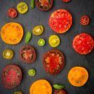 Fruits et légumes de saison mai : tomate c?ur de b?uf