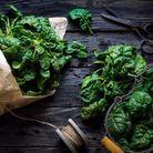 Fruits et légumes de saison en novembre : l'Epinard