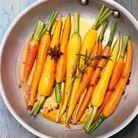 La carotte jaune