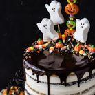 Super gâteau Halloween