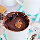 Gâteau micro-ondes chocolat