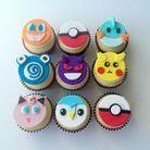 Cupcakes Pokémon