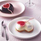 Gâteau Saint-Valentin Lenôtre