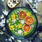 Green smoothies bowls coupe- faim