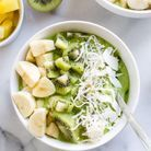 Green smoothies bowls  exotique