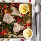 Salade Nicoise Chaude