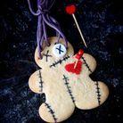 Biscuits poupées vaudou