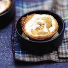 Pies pommes-cannelle et chocolat