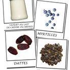 Muesli organique