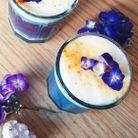 Latte licorne