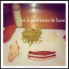 Ingredients de base