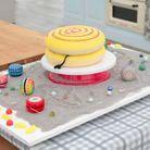 Le gâteau yo-yo d'Olivier