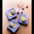 Foie gras au pop-corn