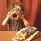 Cake anglais aux fruits secs