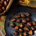 Fruits et légumes de saison en octobre : la châtaigne