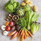 Les chefs privilégient les légumes de saison