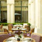 Ritz, un petit paradis de verdure hors du temps.