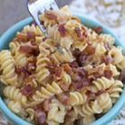 Mac and cheese bacon cheddar