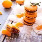 Macaron original clémentine