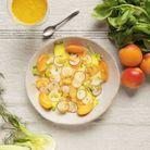 Salade sucrée-salée