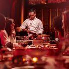 Un dîner d'exception au Peninsula Paris pour une expérience gastronomique