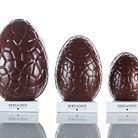 Oeuf de Pâques en chocolat Bernachon