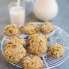 Cookies d'okara d'amandes