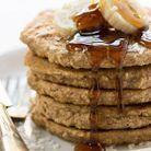 Pancakes healthy sans œufs
