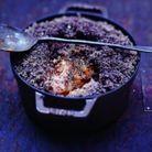 Épaule d'agneau en croûte de sel