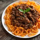 En spaghettis